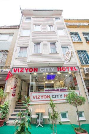 Vizyon city hotel stanbul t rkiye konaklama yorumlar ve fiyat kar la t rmas tripadvisor for Grand naki hotel