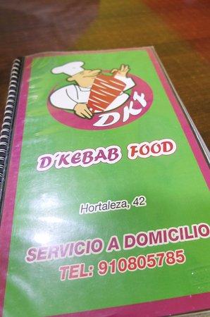 imagen D'kebab Food en Madrid