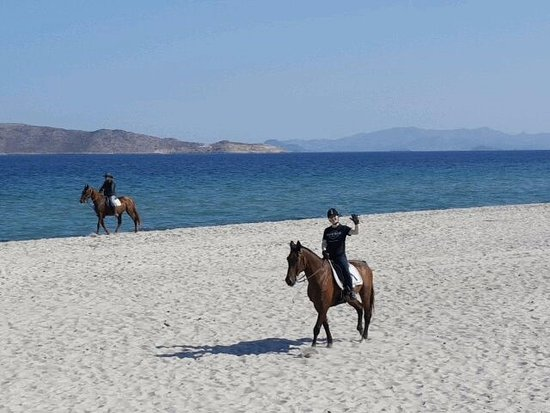 Marmari, Greece: Private rides at no extra cost