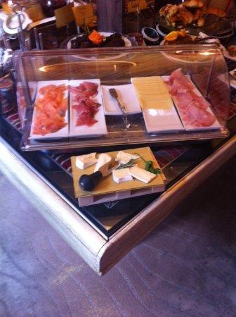 هوتل كورت دي ميديشي: La colazione proteinica