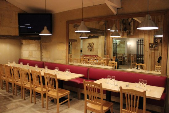 Petit-Palais-Et-Cornemps, Frankrig: Brasserie