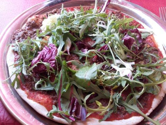 Gradignan, Francia: Pizza Kafta