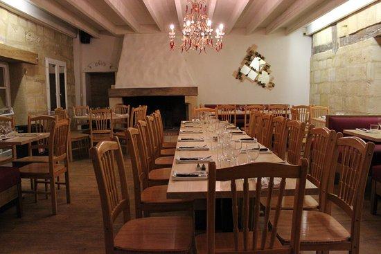 Petit-Palais-Et-Cornemps, France: brasserie