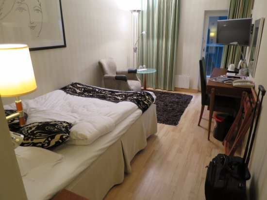 Scandic Klara: Small double room