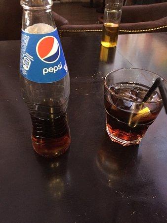"""""""Pepsi Light please""""..... Never mind"""