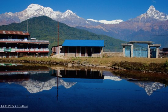 High Hike Nepal