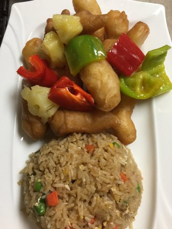 Omg picture of fantasy chinese cuisine norman tripadvisor for Asian cuisine norman
