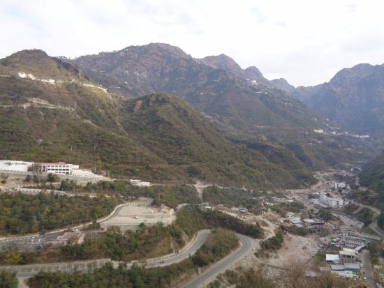 Landscape - Picture of Hotel Ishan, Katra - Tripadvisor