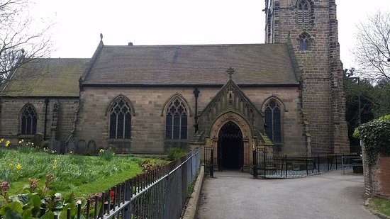 St Werburgh's Church