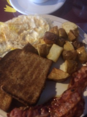 Bridgewater, Kanada: The Hotel Breakfast