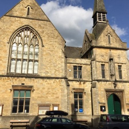 Visit us in St Edwards Hall in Stow-on-the-Wold