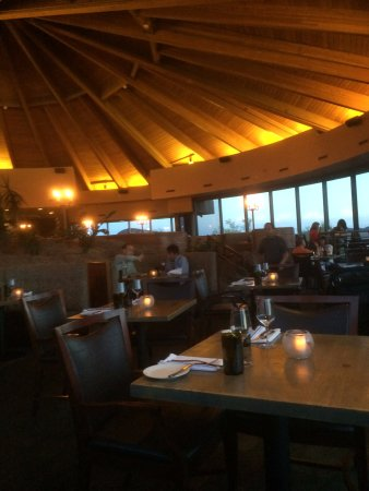 Inside The Restaurant Picture Of Top Of The Rock Restaurant Tempe