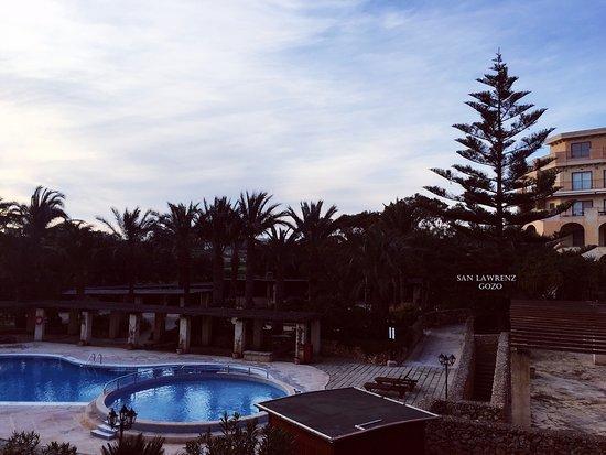 Kempinski Hotel San Lawrenz: swimming pool