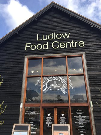 Ludlow Food Centre: photo1.jpg