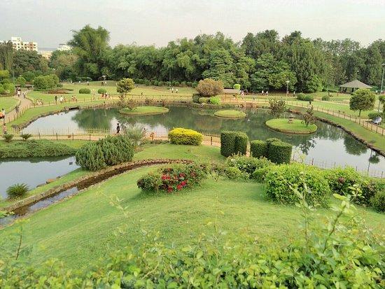 Pune Okayama Friendship Garden: Landscape