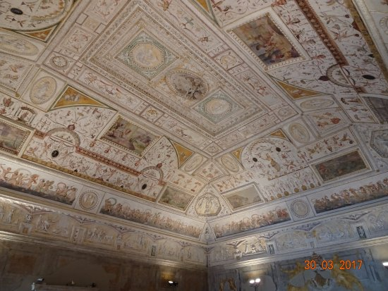d co plafond picture of museo nazionale di castel sant 39 angelo rome tripadvisor. Black Bedroom Furniture Sets. Home Design Ideas