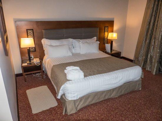 Palais Medina & Spa: cama doble