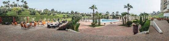 Palais Medina & Spa: zona de la piscina