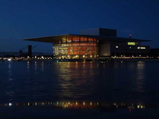 Copenhagen Opera House : Copenaghen Opera House