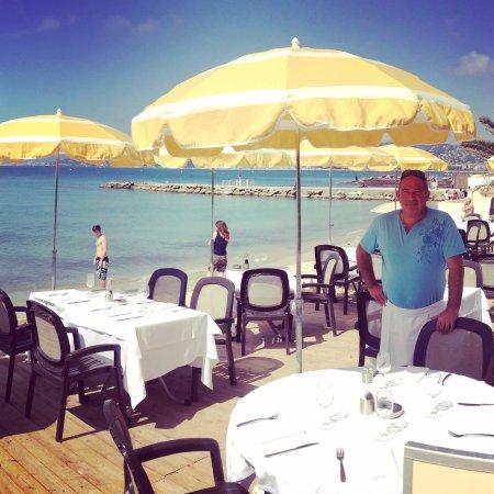 Restaurant Bord De Mer Antibes Juan Les Pins