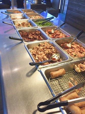 Johnson City, TN: Sunday buffet