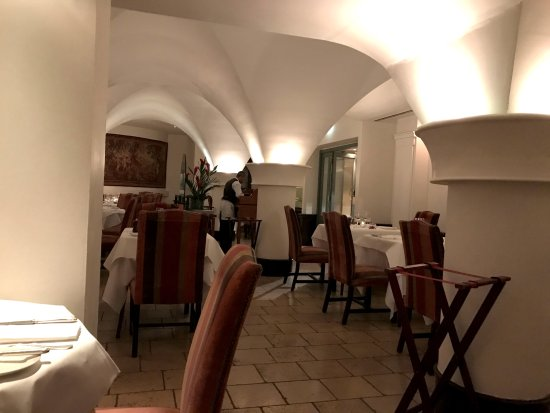Cellar Restaurant: Interior View