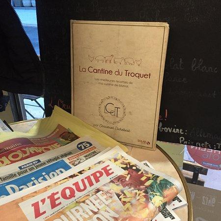 La cantine du troquet daguerre paris omd men om restauranger tripadvisor - La cantine du troquet rungis ...
