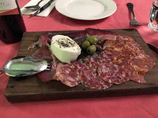 La Lupa Classic: 義式開胃盤