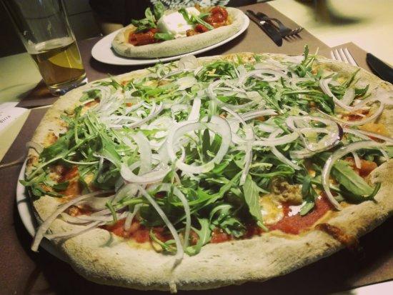 Pizza Palermo - Picture of Pizzeria La Terrazza, Montebelluna ...