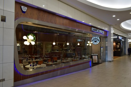 Pizza Express Newcastle Upon Tyne Updated 2020 Restaurant