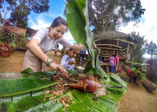 Davao City, Filipiny: BEMWA Farm