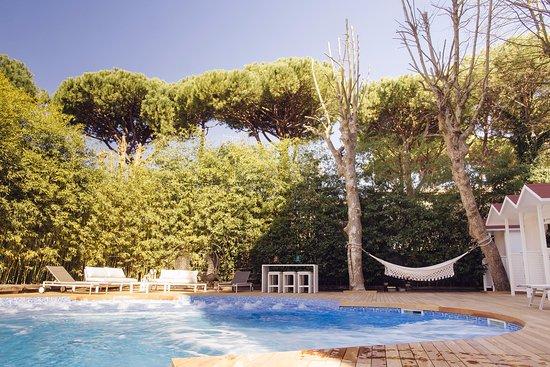 Hotel Saraceno : Hotel4 stelle Milano Marittima con piscina riscaldata idromassaggio,alberghi milano marittima4st