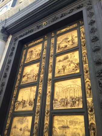 Baptistery of San Giovanni (Battistero): Golden Doors : florence doors - Pezcame.Com