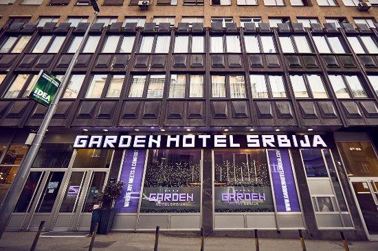 Hotel Srbija Garden Ex Garni