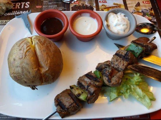 Franconville, فرنسا: Buffalo Grill