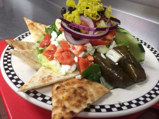 New Milford, CT: Greek Salad