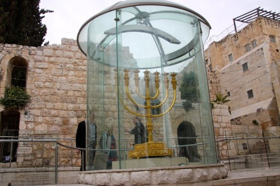 Jewish Quarter of Old Jerusalem - Picture of Jewish Quarter, Jerusalem - Trip...