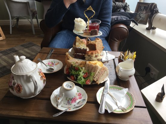 Lovely dog friendly cafe - Review of The Wagging Tail Cafe