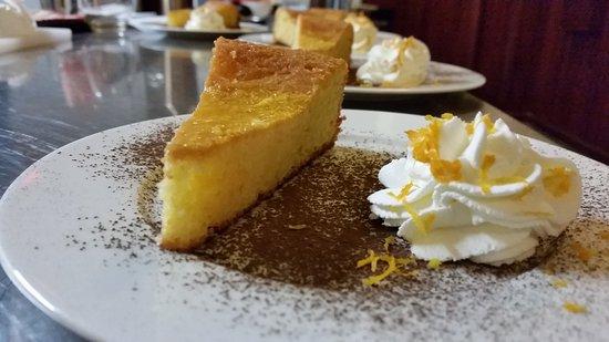 Bedford, Pensylwania: Orange cake