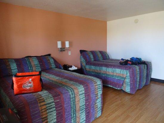 Circle D Motel : Ou room at Circle D
