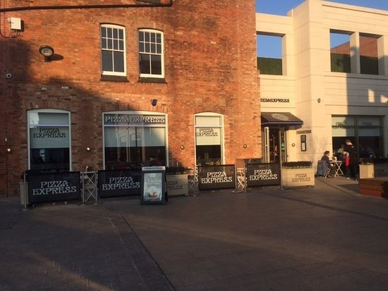Antipasti To Share Picture Of Pizza Express Loughborough