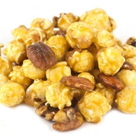 Douglasville, Géorgie : Jumbo Pecans and Buttery Rich Caramel