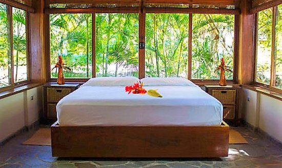 The Red Palm Villas: Honeymoon Villa