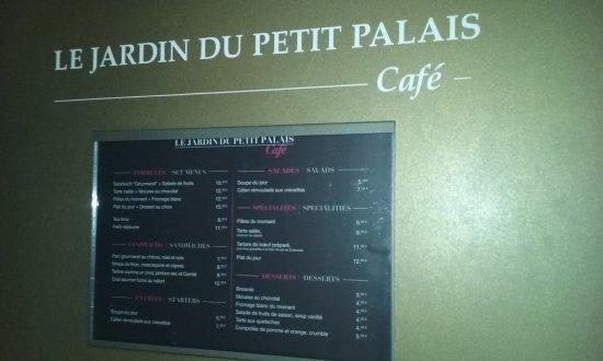 Caf le jardin du petit palais paris resmi for Cafe le jardin du petit palais