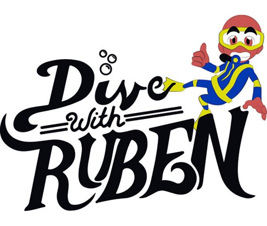 ‪Dive with Ruben‬
