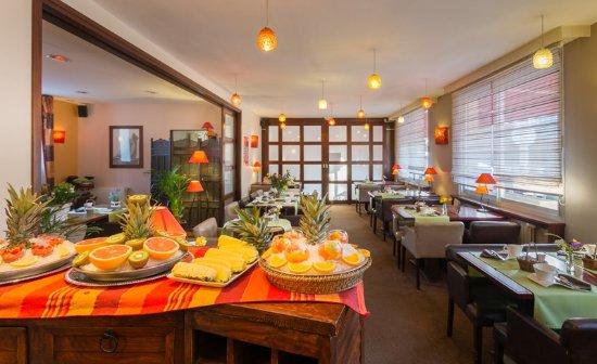Hotel Alcyon : Buffet du petit déjeuner