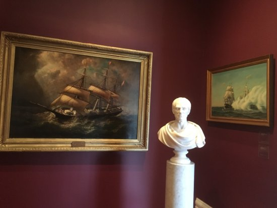 Noble maritime collection tourist attraction 1000 for 1000 richmond terrace staten island ny