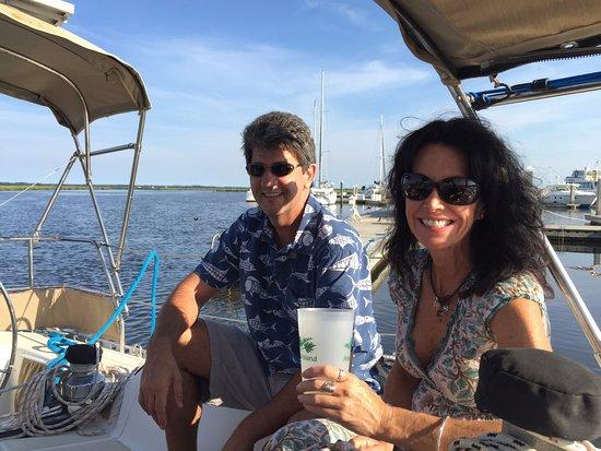 Fernandina Beach, FL: Sunset Cruise