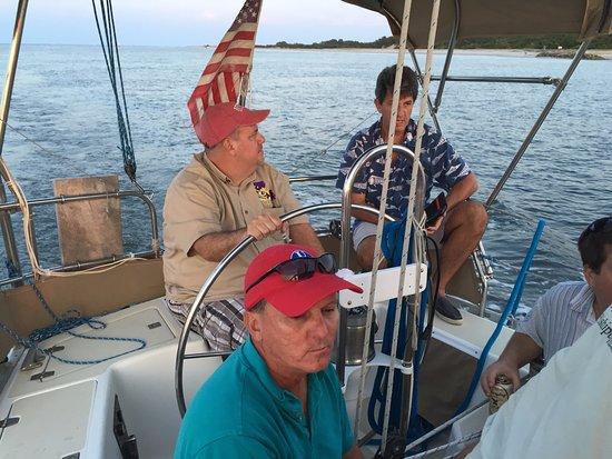 Fernandina Beach, FL: Cruising