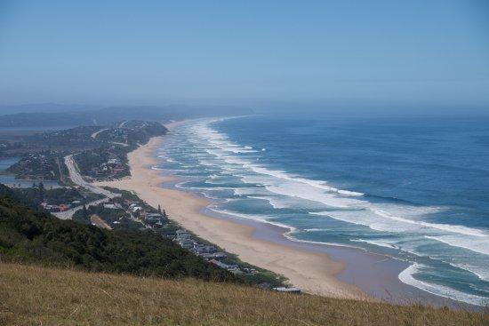 Wilderness, South Africa: gegenüberliegende Seite
